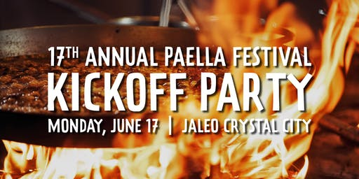 17th Annual Paella Festival Kickoff Party