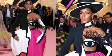 Janelle Monae's Met Gala Paint and Sip tickets