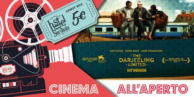 Hostel Ciak - The Darjeeling Limited - Wes Anderson