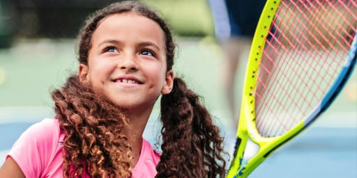 Tuesday Tennis on the Turf: Free Introduction to Tennis for Kids on the Plaza Green at The Battery Atlanta - Summer 2019
