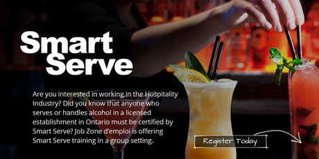 Smart Serve - June 18, 2019 tickets