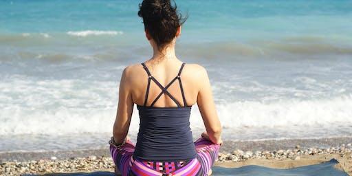 Yoga at the Beach: Sunrise Stretch and Gentle Yoga