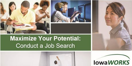 Conduct a Job Search tickets