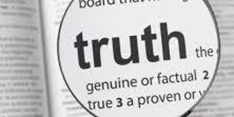 Discerning Truth in a Post-Truth World tickets
