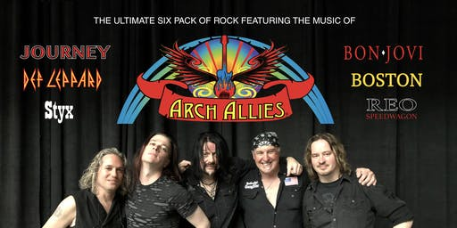 Arch Allies Rock the Fair!