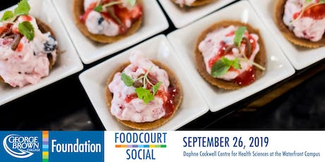 2019 Food Court Social tickets
