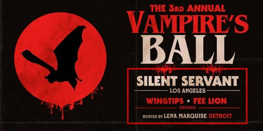 Dark Energy Presents: The 3rd Annual VAMPIRE'S BALL