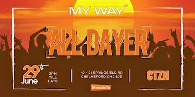 My Way All Dayer
