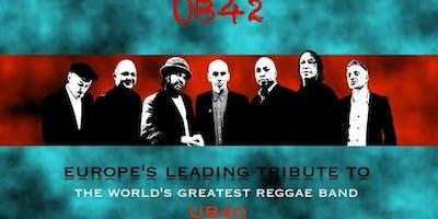 UB42 Aka The Allskas! Worlds N01 Tribute To UB40