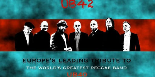 UB42 Aka The Allskas! Worlds N01 Tribute To UB40