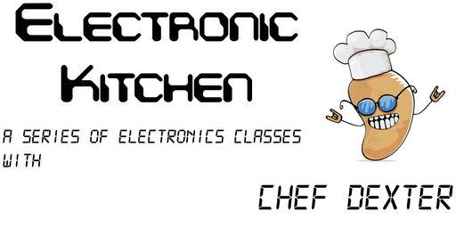Electronic Kitchen Series: Digital Cookery June 18
