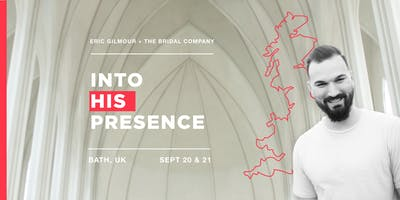 Into His Presence '19 (UK) Feat. Eric Gilmour, Liz Wright & Julie Brown