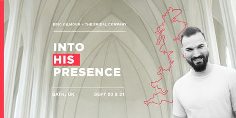 Into His Presence '19 (UK) Feat. Eric Gilmour, Liz Wright & Julie Brown tickets