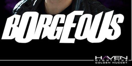 Borgeous @ Haven Nightclub AC June 22 tickets