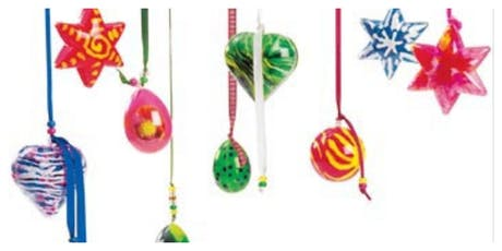 Ornament Making Party (5-12 Years) tickets