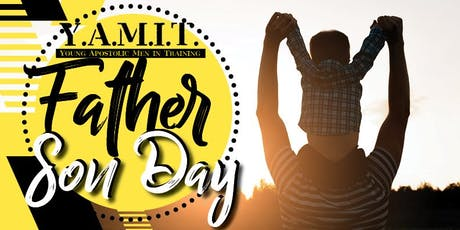 Father and Son Day tickets