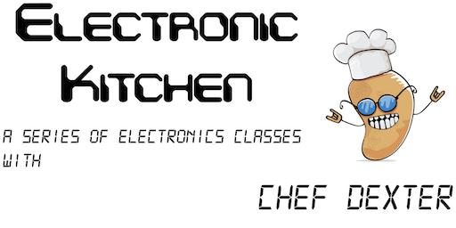Electronic Kitchen Series: Analog BBQ July 16
