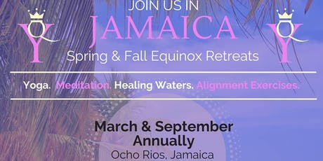 Fall Equinox Retreat in Jamaica tickets