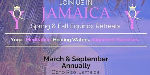 Fall Equinox Retreat in Jamaica