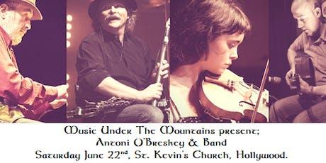 Antoni O'Breskey & Band tickets