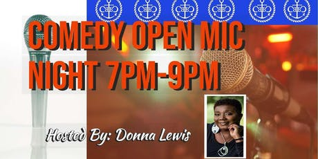 Comedy Open Mic Night tickets