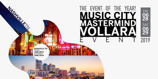Music City Mastermind Event