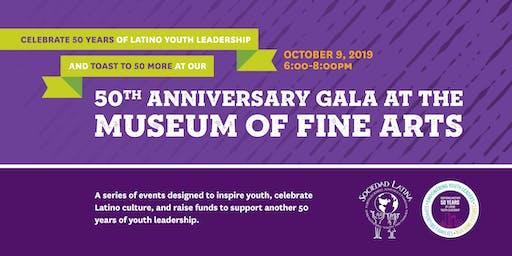 Sociedad Latina 50th Anniversary Gala