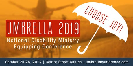 Umbrella Conference 2019 tickets