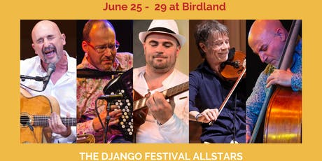 Django Reinhardt Festival: Samson Schmitt, Pierre Blanchard and more! tickets