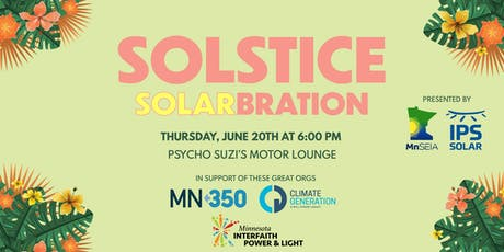 IPS Solar's Solstice Solarbration & Community Fundraiser   tickets