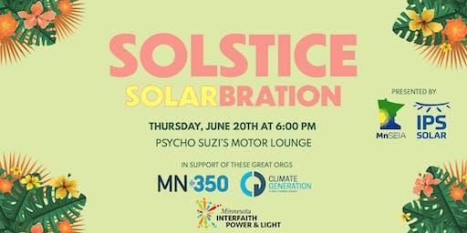 IPS Solar's Solstice Solarbration & Community Fundraiser