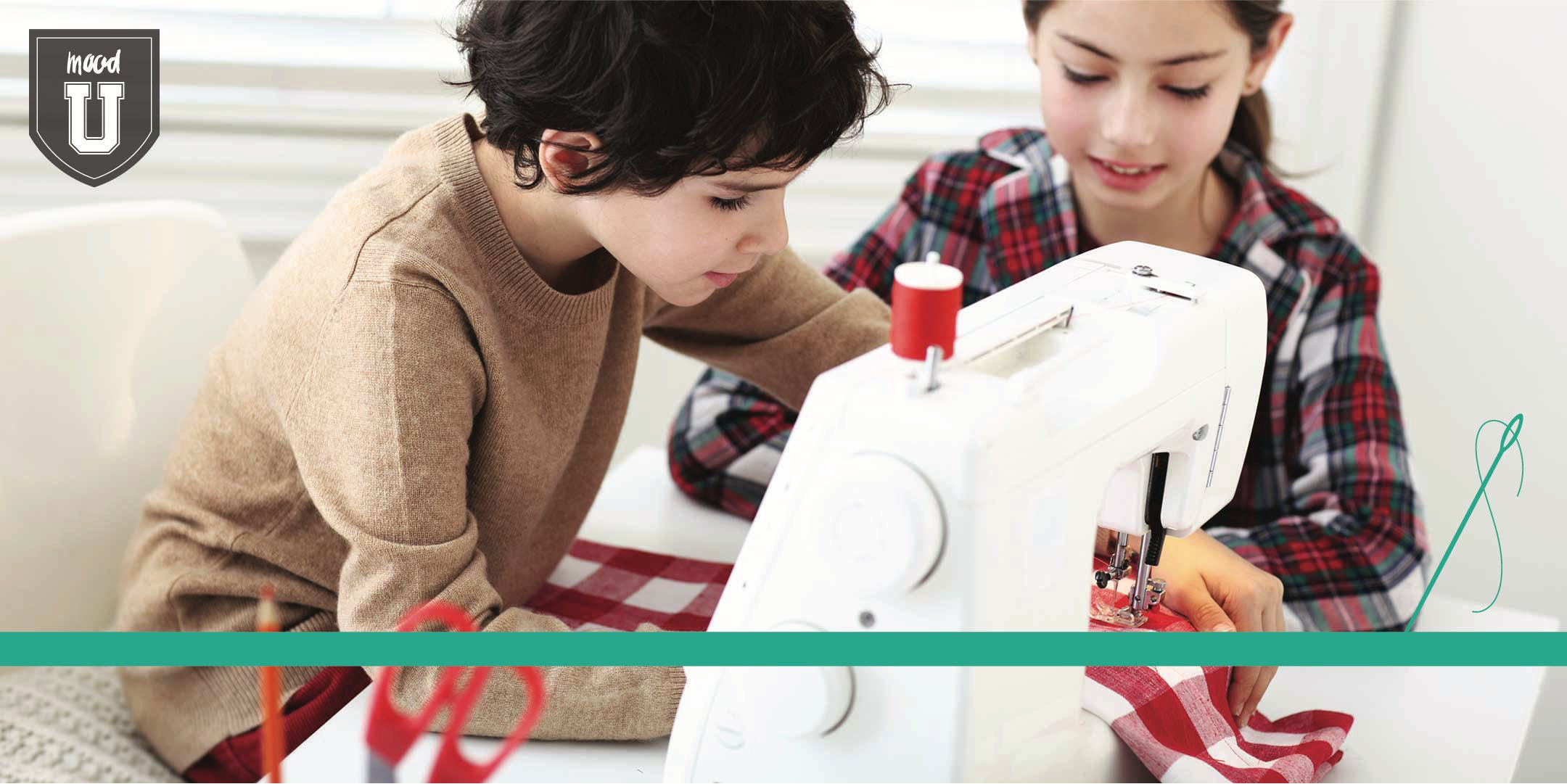 Beginner Sewing for Kids || NYC | 6-Week Course | June/July Session banner