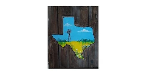 Paint Party at Cowtown Brewing Co. (Fort Worth) I 07.31.19