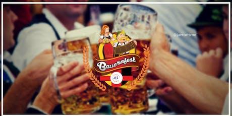 Bauernfest 2019 - A festa do Colono Alemão - Excursão  Ja É Turismo ingressos