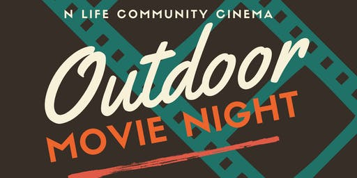 Community Cinema (Outdoor Movie Nights)