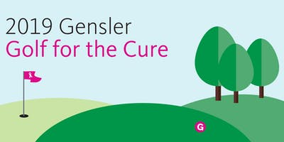 Gensler Golf for the Cure 2019