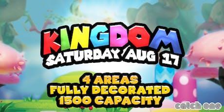 Kingdom Los Angeles  tickets
