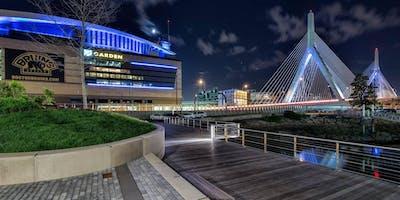 Hunt's Photo Walk: Boston After Dark- The North End, Lovejoy Wharf, & the Zakim Bridge