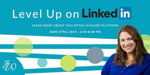Level Up on LinkedIN