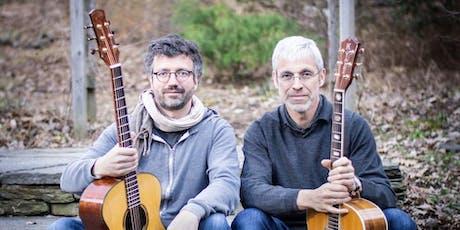 Keith Murphy and Yann Falquet Concert tickets