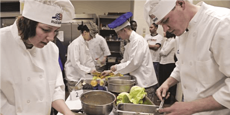Free Culinary Training for Veterans  tickets