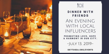 Dinner with Friends tickets
