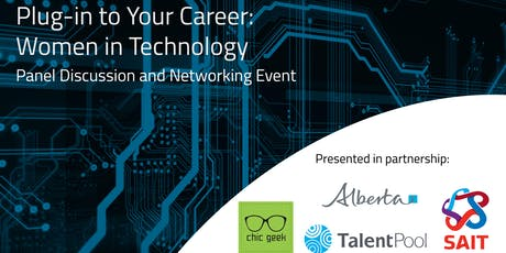 Plug-in to Your Career: Women in Technology tickets