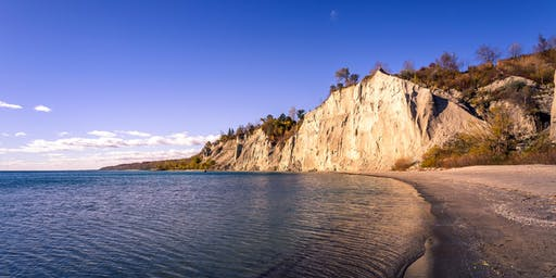 Scarborough Bluffs SUP Paddle - Private Event