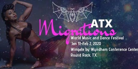 Migrations World Dance Festival 2020 tickets