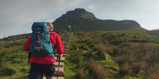 Yorkshire 3 Peaks Challenge - In Aid of St James Place Foundation