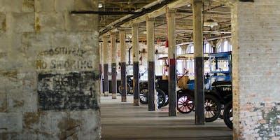 MotorCities Automotive Heritage New Center Walking Tour