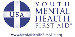 Youth Mental Health First Aid Training - June 17th and June 18th (half days)  CANCELED!!!