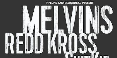 MELVINS / REDD KROSS / SHITKID @ recordBar