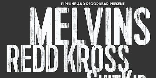 MELVINS / REDD KROSS / Toshi Kasai @ recordBar